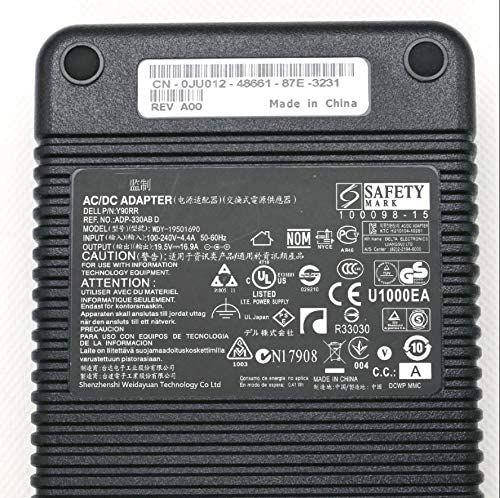 Huıyuan için şarj 19 v 10.5 A 4PİN 200 W Laptop Adaptörü AD-20019 (A11-200P1A) fit Samsung Güç Kaynağı