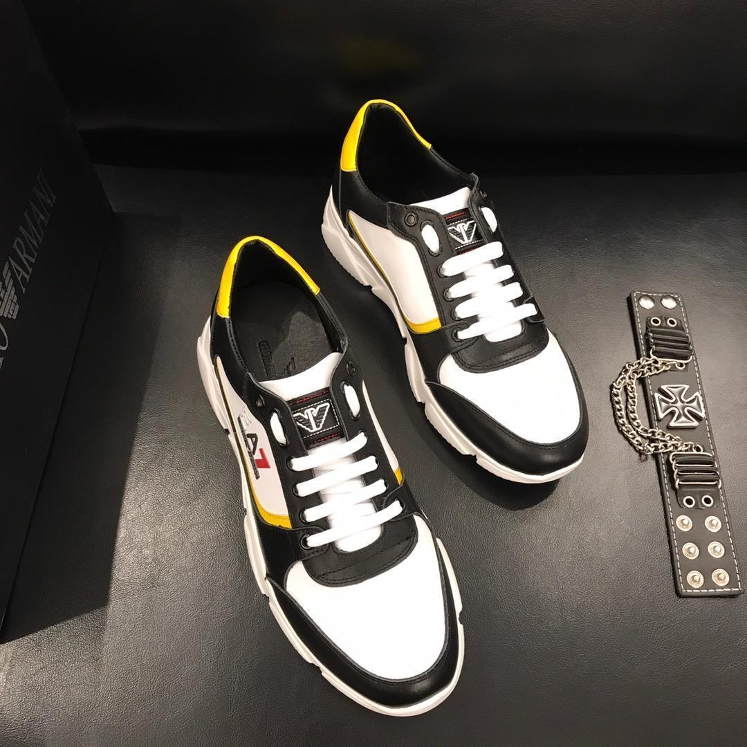 Lusso 2020 donne fuori le scarpe da tennis di marca forze scarpe formatori tripla Espadrillas mens aria bianca nuova piattaforma di scarpe firmate 476 marca