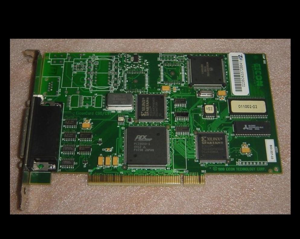 100% testado Trabalho Perfeito para EiconCard C90 / C91 EICON C91 C90