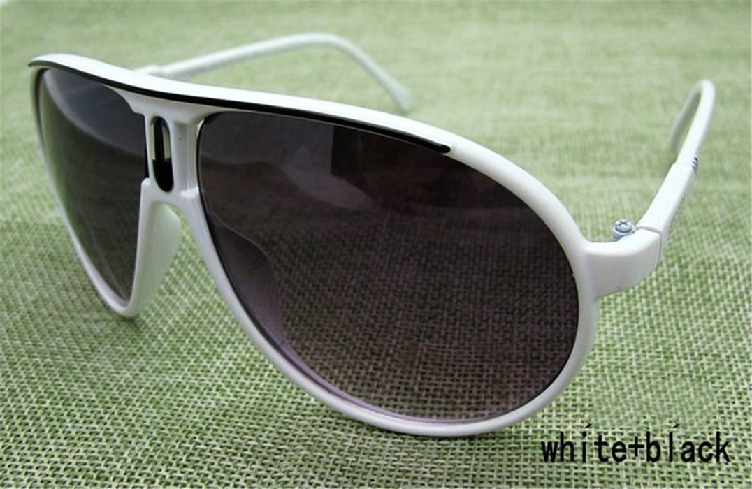 2020 New Mode Femmes Hommes Classique Marque Designer Lunettes de soleil Femme Vintage Lunettes de soleil UV400 Oculos Des lunettes de soleil C-1 avec la boîte