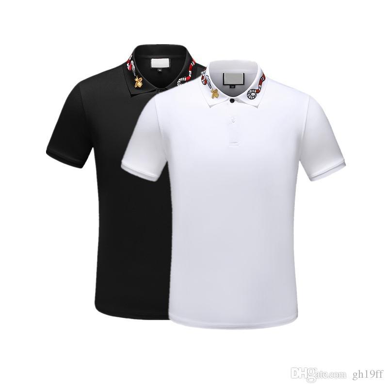 789789 Hommes Designer T-shirts Mode Vêtements pour hommes 2020Summer Casual Streetwear T-shirt Rivet mélange de coton ras du cou à manches courtes