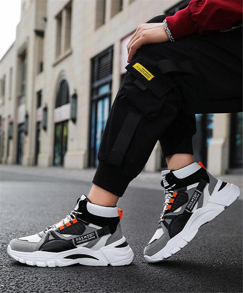 2020 بالجملة وايلد شبكة مصمم الأزياء الأحذية الثلاثي s أحذية رياضية بارد أحذية رياضية ثلاثة لون الرجال الجري أحذية في الهواء الطلق