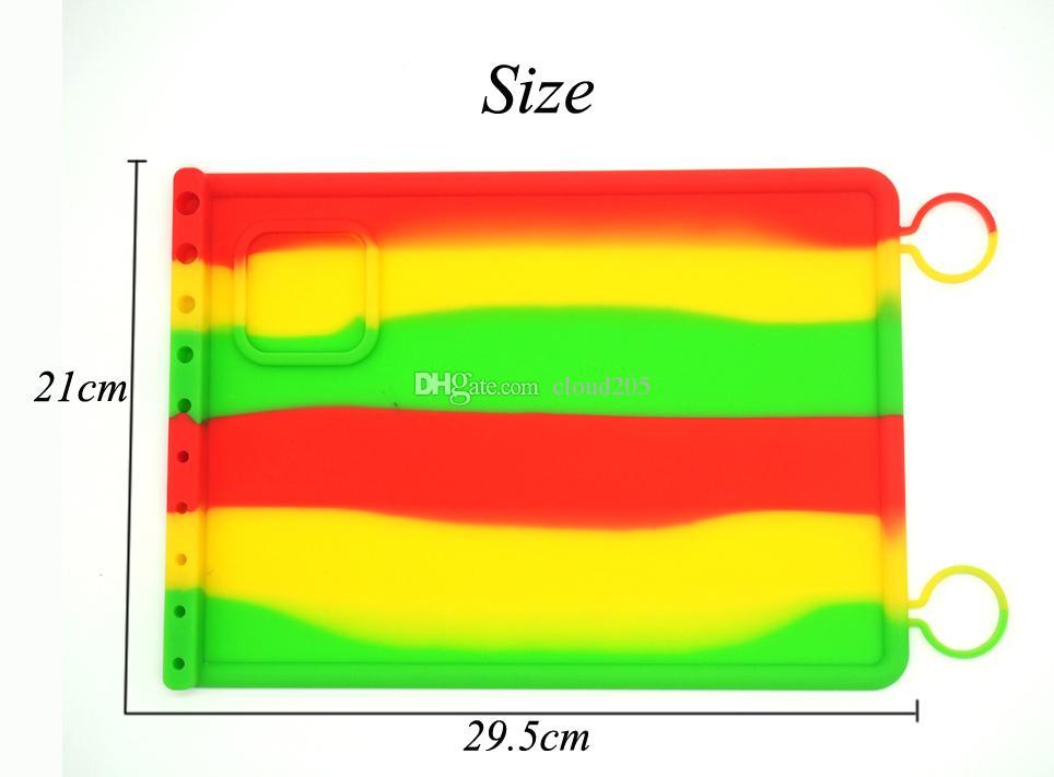 Silikon Backmatte Wärmebeständigkeit Anti Slip DAB Öl Wachsmatten Multipurpose