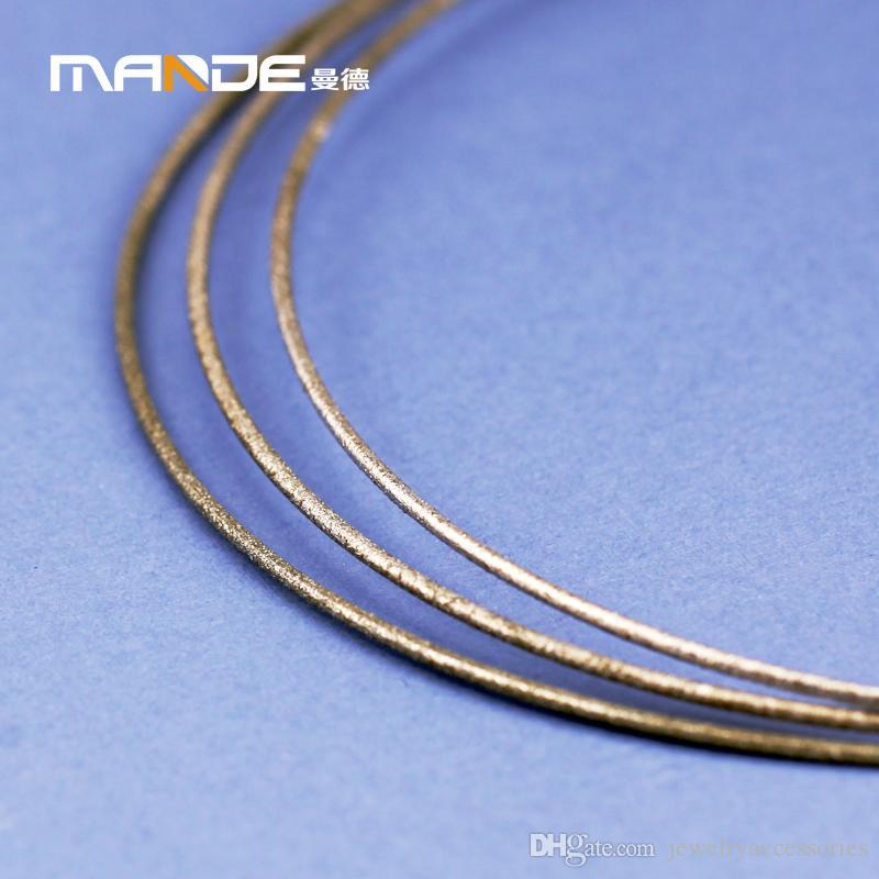 Qualitäts-Diamant-Ring-Säge Ersatzklinge Nahtlose Ring Sägeblatt mit PVC-Paket für Glasschneiden