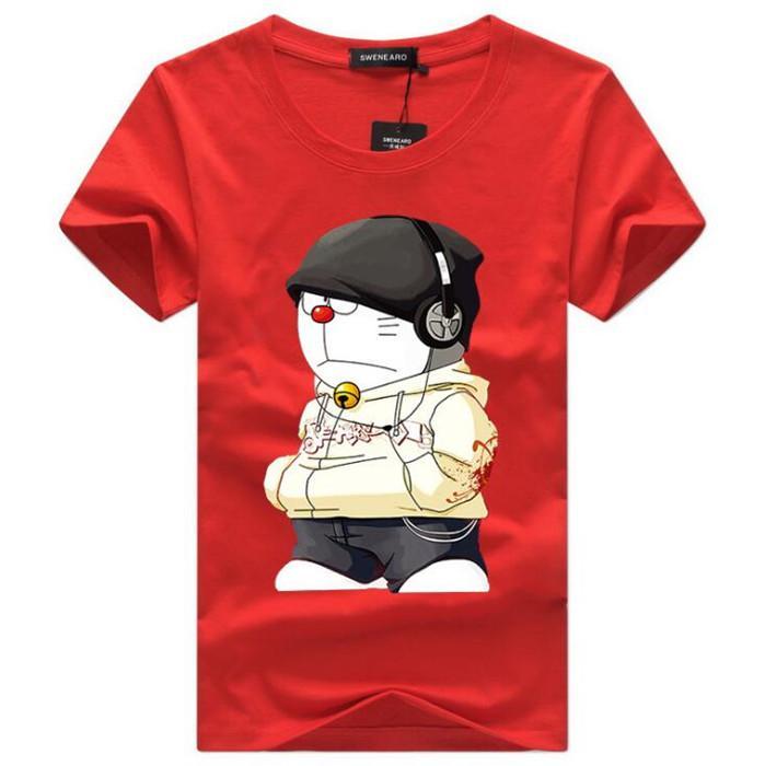 2019 t-shirt da uomo estive taglie forti t-shirt 4XL-5XL t-shirt da uomo a maniche corte con stampa a lunga linea abbigliamento da uomo t-shirt BY8