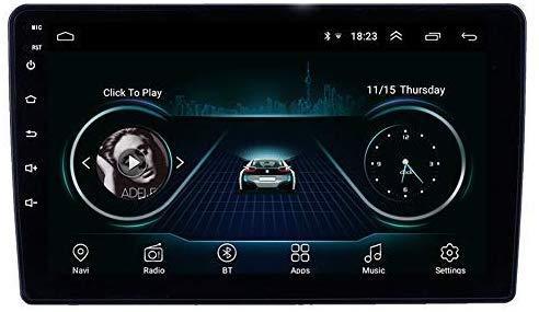 Android 9.0 9 pouces Head Unit pour Toyota Vios 2002 voiture GPS Head Unit Navigation Big Stereo Radio écran tactile Lecteur multimédia