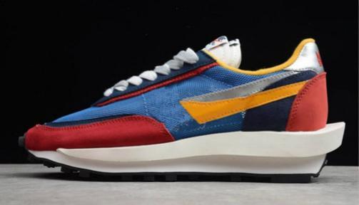 2019 neu kommen Art und Weise Joint zeigen Sacai x LVD Waffle Daybreak Laufschuhe Qualitäts-Trainer Männer Classic Sport Sneakers 18