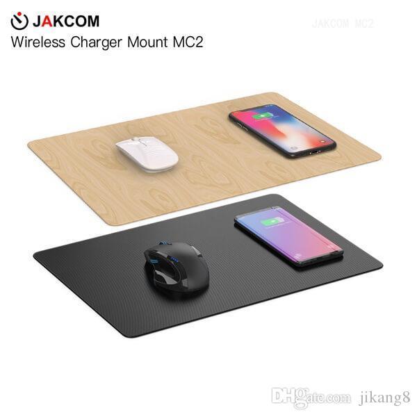 JAKCOM MC2 Mouse Pad Sem Fio Carregador Venda Quente em Outros Acessórios de Computador como frys pubg mobile controller rc car