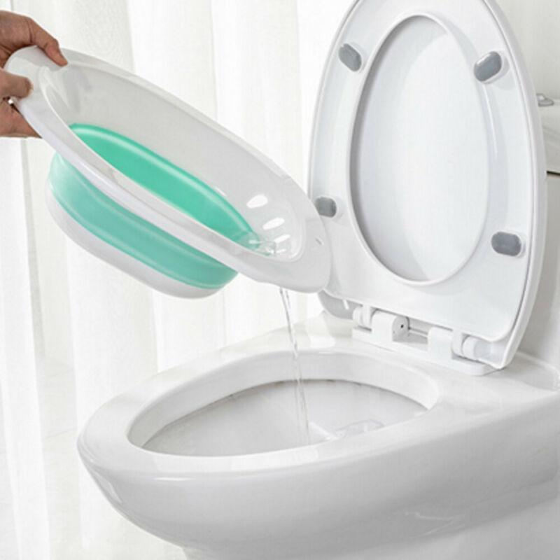Складные Туалет Сидячая ванна Замачивание бассейна для беременных женщин Геморрой пациента Туалет для беременных геморроя Избегайте Сидение на корточках