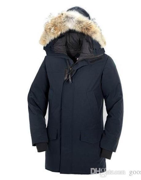 Down Big Hooded Parka Doudoune Hiver Fourrure Chaquetas 2019 Fourrure Down Winter Manteau From Outerwear Jacket Coat 2019 Jassen Fur Canada Homme lK3JcTF1