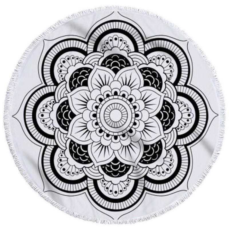 Серия микрофибра пляжное полотенце с кулиской рюкзак сумка Спорт йога одеяло плавание банное полотенце