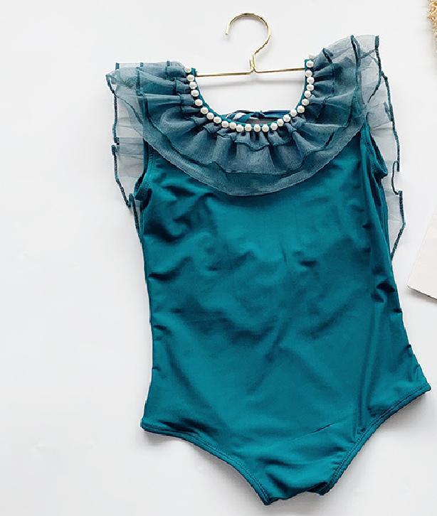 فتاة الصيف من قطعة واحدة بدلة سباحة في الهواء الطلق شاطئ عطلة حزب ملابس السباحة الفتيات ملابس الاطفال ملابس طفلة السباحة فتاة