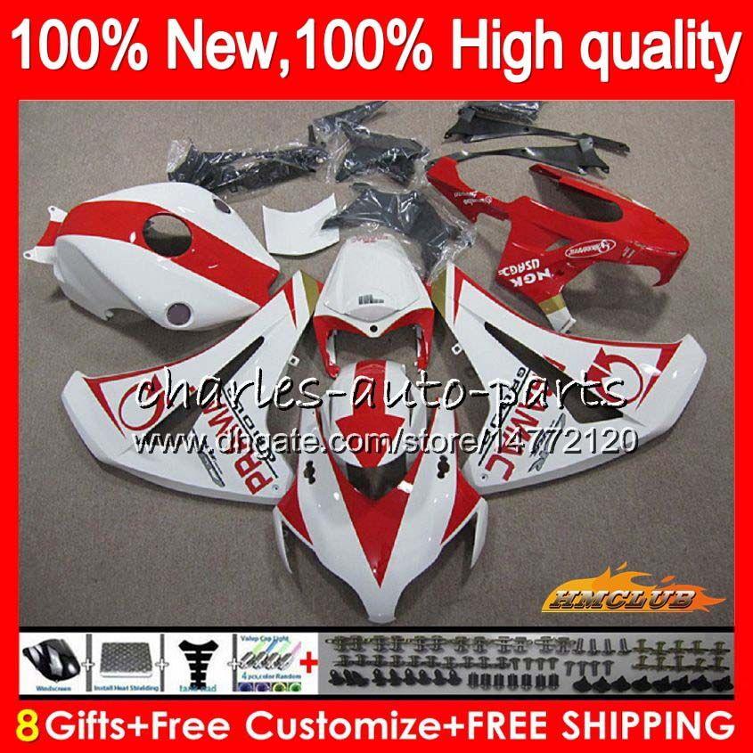 Corpo OEM per Honda CBR 1000 RR CC R 1000CC Kit CBR1000 RR 79HC.160 CBR 1000RR CBR1000RR fabbrica rosso 08 09 10 11 2008 2009 2010 2011 carenatura
