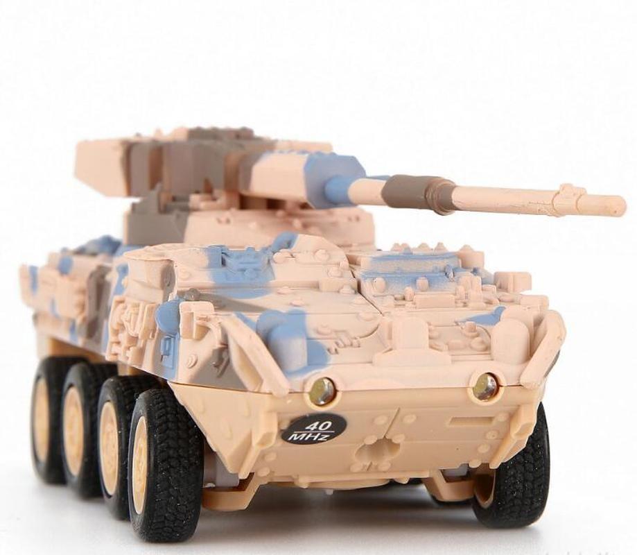 RC Toys Mini 4CH telecomando Battle Tank Car RC Veicolo Militare Electrict RC serbatoio gioca il regalo di Natale per i bambini