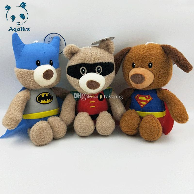 2019 new plush avengers teddy bear stuffed animal simulation stuffed toy doll best plush toys for children