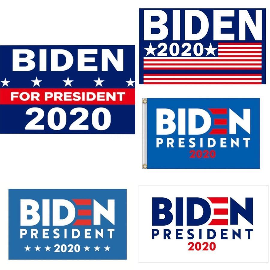 Biden 2020 Flag Donald Biden Bandiera Amercia Bandiere personalità Decortive bandierina della bandiera del carro armato Parte festa Forniture Hh9-2160 # 206