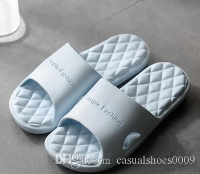 Оригинальный логотип женщины и мужчины пара тапочки слайд сандалии обувь резиновая горка сандалии пляж причинные тапочки летние шлепанцы модные тапочки