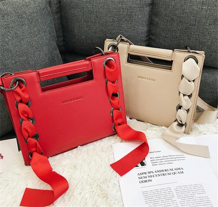 Pequeño bolso femenino de la nueva manera libre simple toma de la mano de Bill embarque hombro Cruz Bolsa PH-CFY20060819