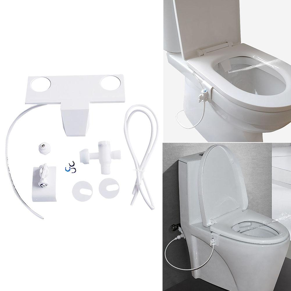 Intelligent Cleaning For Smart Toilet Seat Bidet Adsorption Type Toilet Flushing Sanitary Device Smart Shower Nozzle
