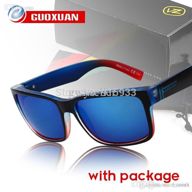 Marka Sunglasses-V-Z Elmore Güneş Gözlüğü Moda Spor Marka Vonzipper Bisiklet Gözlük Erkekler Bycicle Gözlük Lensler Ciclismo Gafas