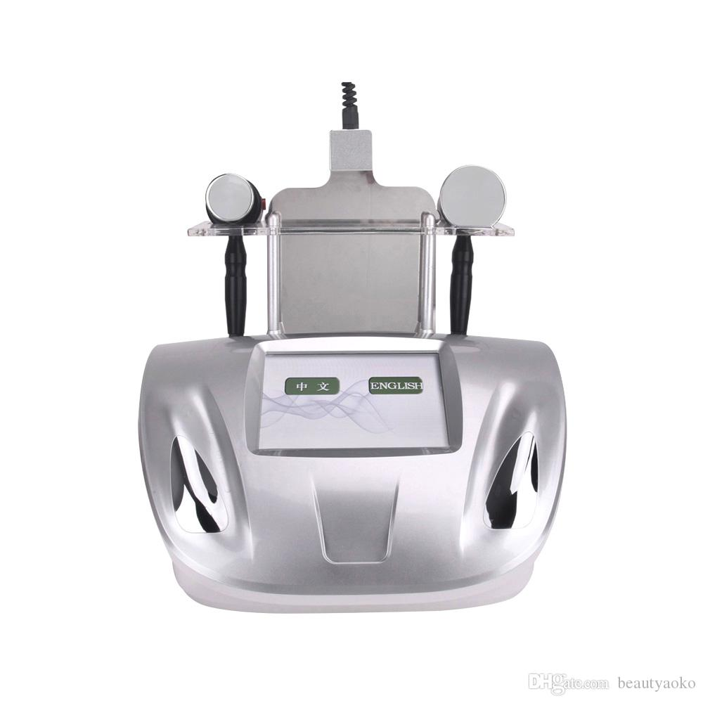 Portable Cet Ret RF Beauty Machine Weigh Loss Body Slimming Device 3 In 1 For Eyes Wrinkle Removal Face Lifting