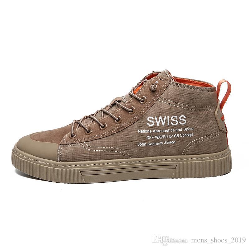 Üst Satış Erkekler Kadın Canva ayakkabı düz ayakkabılar Siyah Beyaz Buğday Sonbahar Tasarımcı mens Walking rahat ayakkabı womens