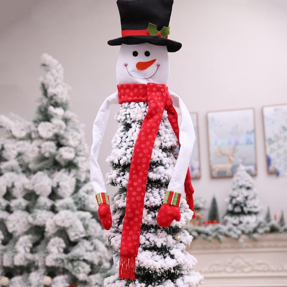 Weihnachtsbaum Topstar Vliesschneemann Eukalyptus Ornament Weihnachten Dekoration Baum Topstar Weihnachtsdekoration