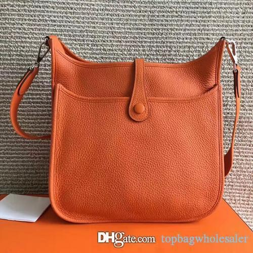 Wholesale Fashion Designer Crossbody Bag Women cowhide Leather Shoulder Bags Handbags High Quality Women's Messenger bag Purse