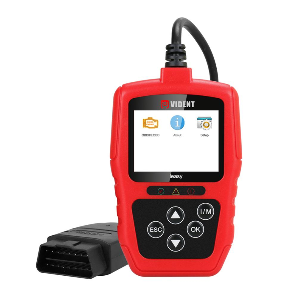 VIDEND IEASY310 OBD2 Scanner CAN OBDII / EOBD Engine Fault Code Reader Automotive Diagnostic Scan Tool Multi-Language