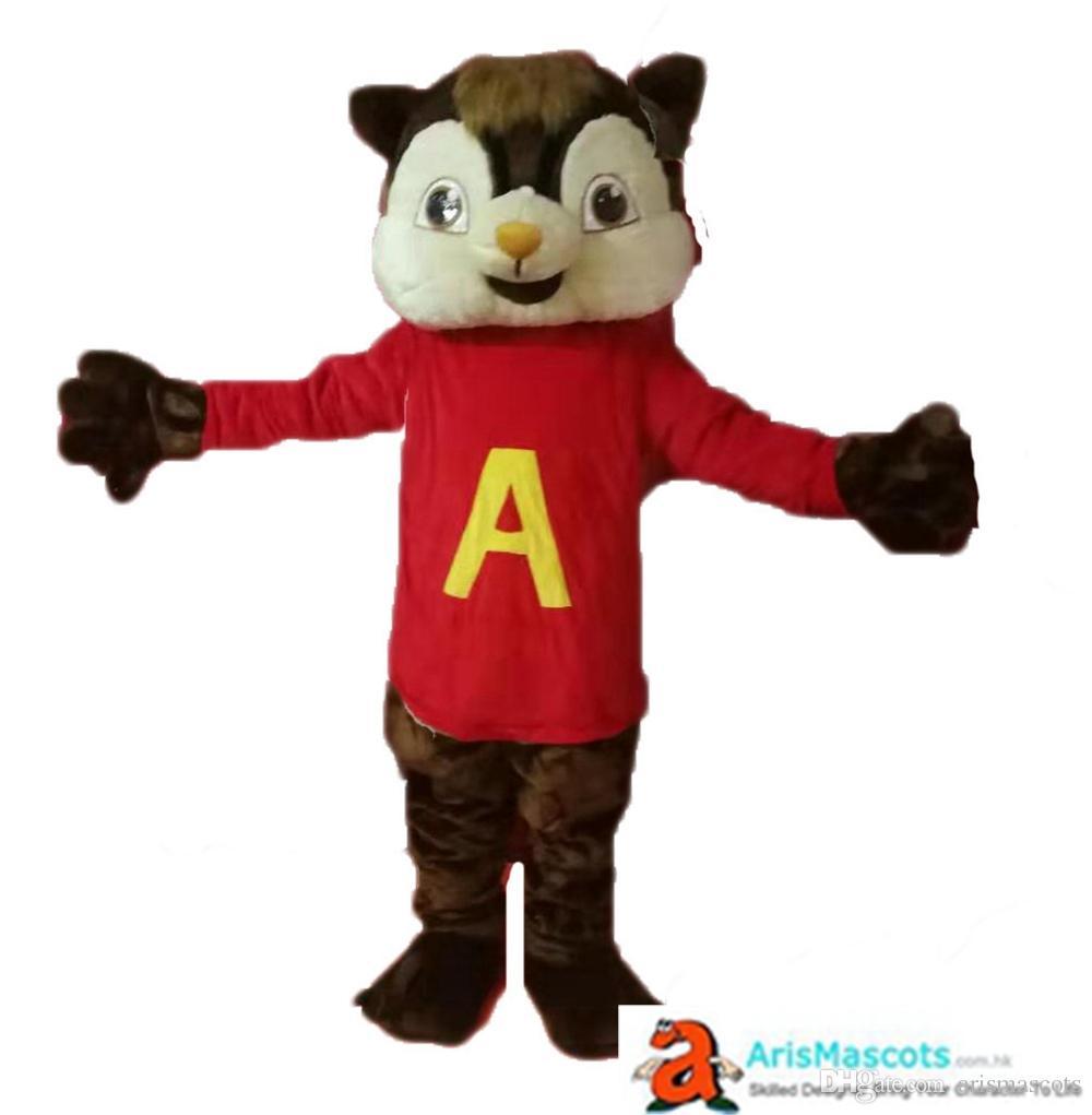 Clearance Adult Alvin Chipmunk Mascot Costume Cartoon Mascot Costumes For Birthday Party Custom Mascots Deguisement Mascotte Arismascots Spiderman Mascot Costume Hornet Mascot Costume From Arismascots 203 05 Dhgate Com
