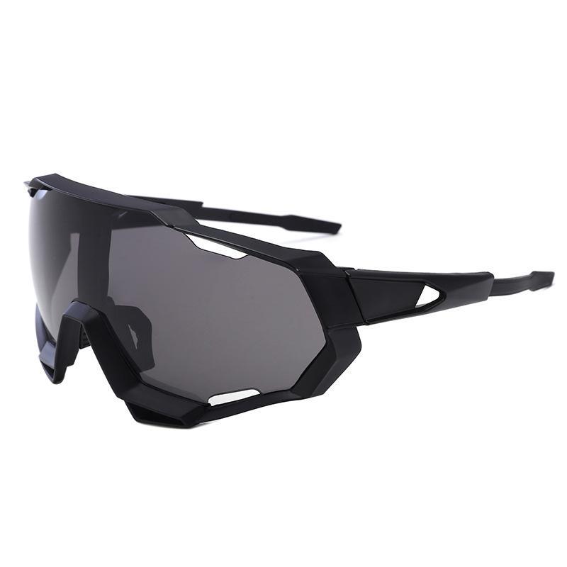 2020 Moda para mujer Ciclismo Gafas de sol Mujeres Deporte al aire libre UV400 Rostro protector Gafas de sol Gafas para patinar escalada