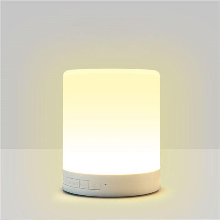 판매하는 새로운 최고 판매 똑똑한 자동적 인 다색 빛을 켜십시오 휴대용 자동 활동적인 스피커 판매를위한