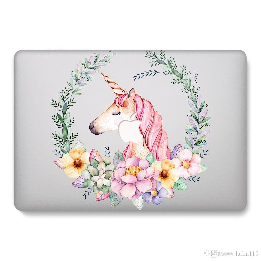 2020 RS X 64 Oil Painting Case For Apple Macbook Air 11 13