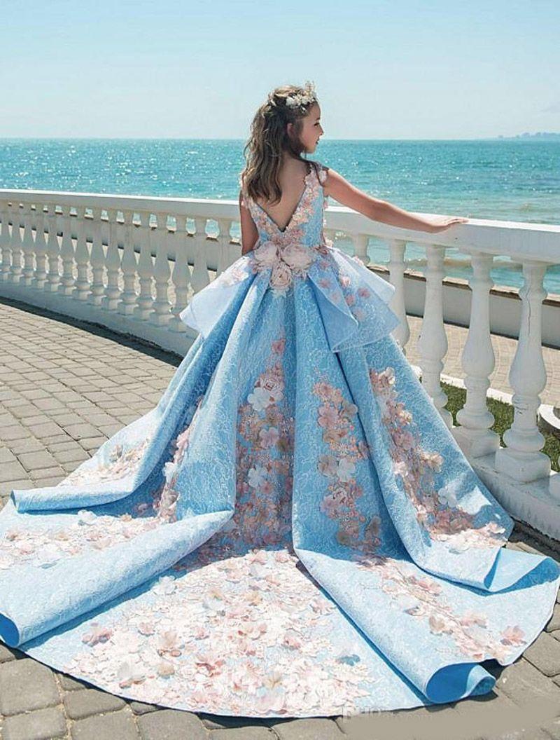 Dîner Babyonline filles perles court patineuse bal parti robes de mariée de soirée