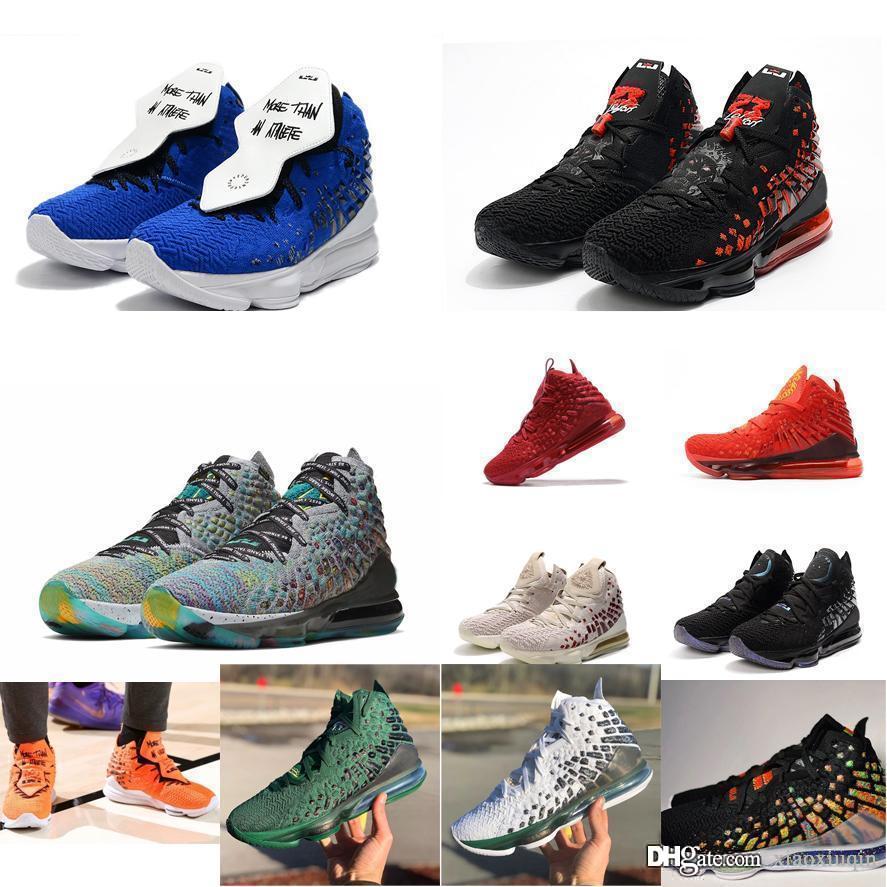 2020 Mens James Lebron 17 Basketball
