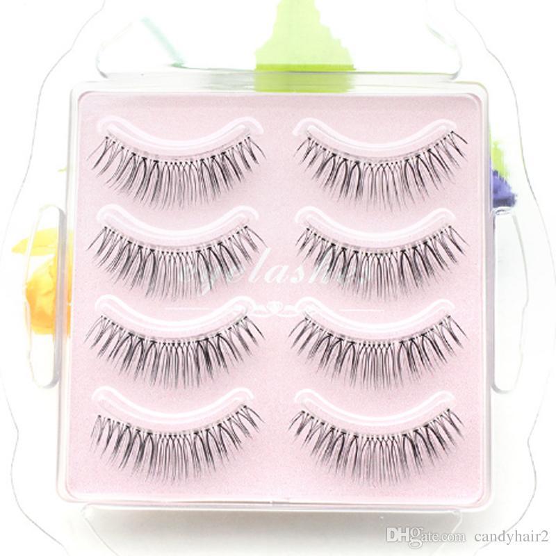 100% Mink Lashes 3D Mink Eyelashes Extension Makeup Natural False Eyelashes Volumn Lash Extension Silk Eyelashes Faux Cils 33