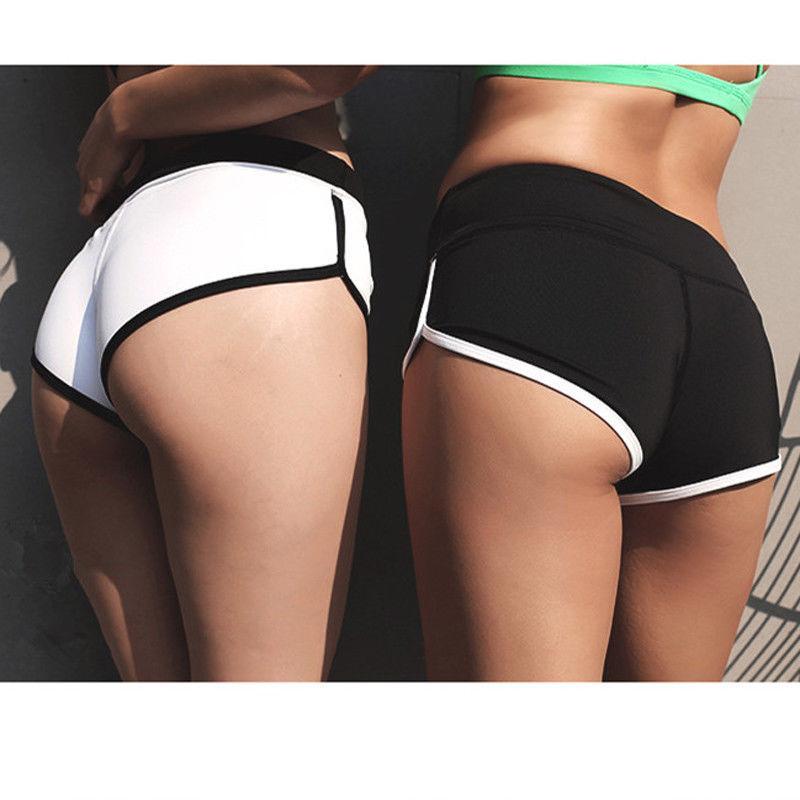 Высокое качество женщин сексуальный свободного покроя с коротким роковой Stretch тренировки Bodycon элегантный шорты с высокой талией женские брюки cortos mujer свободного
