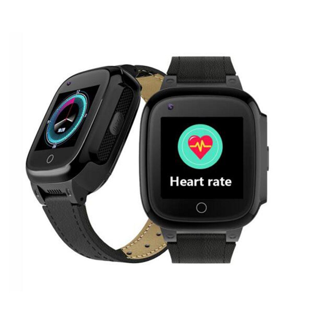 4G Elderly GPS Smart Watch IP67 Waterproof GPS+WIFI+LBS Locate Tracker SOS Emergency Call Video Call