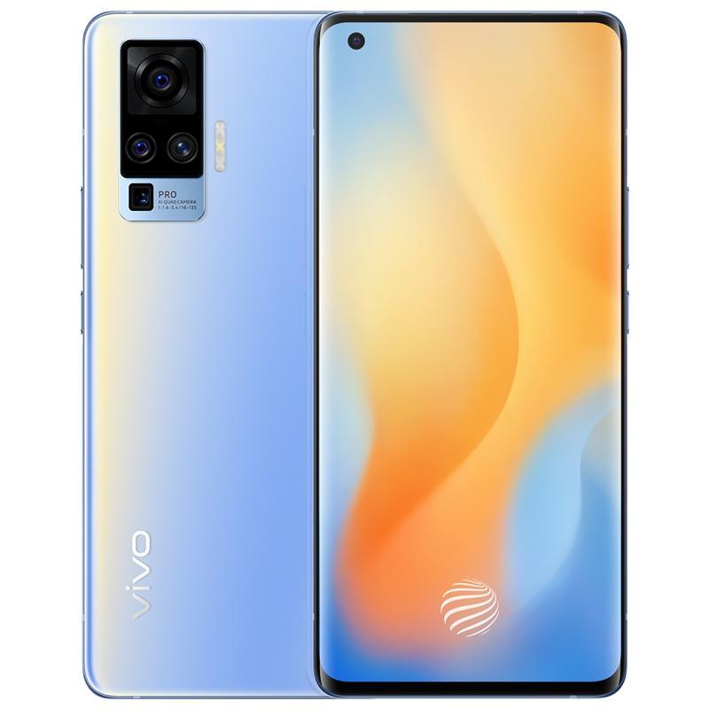 "Original VIVO X50 Pro 5G LTE Handy 8 GB RAM 128 GB 256 GB ROM Snapdragon 765g Octa-Core Android 6.56"" 48MP NFC Face ID intelligentes Handy"