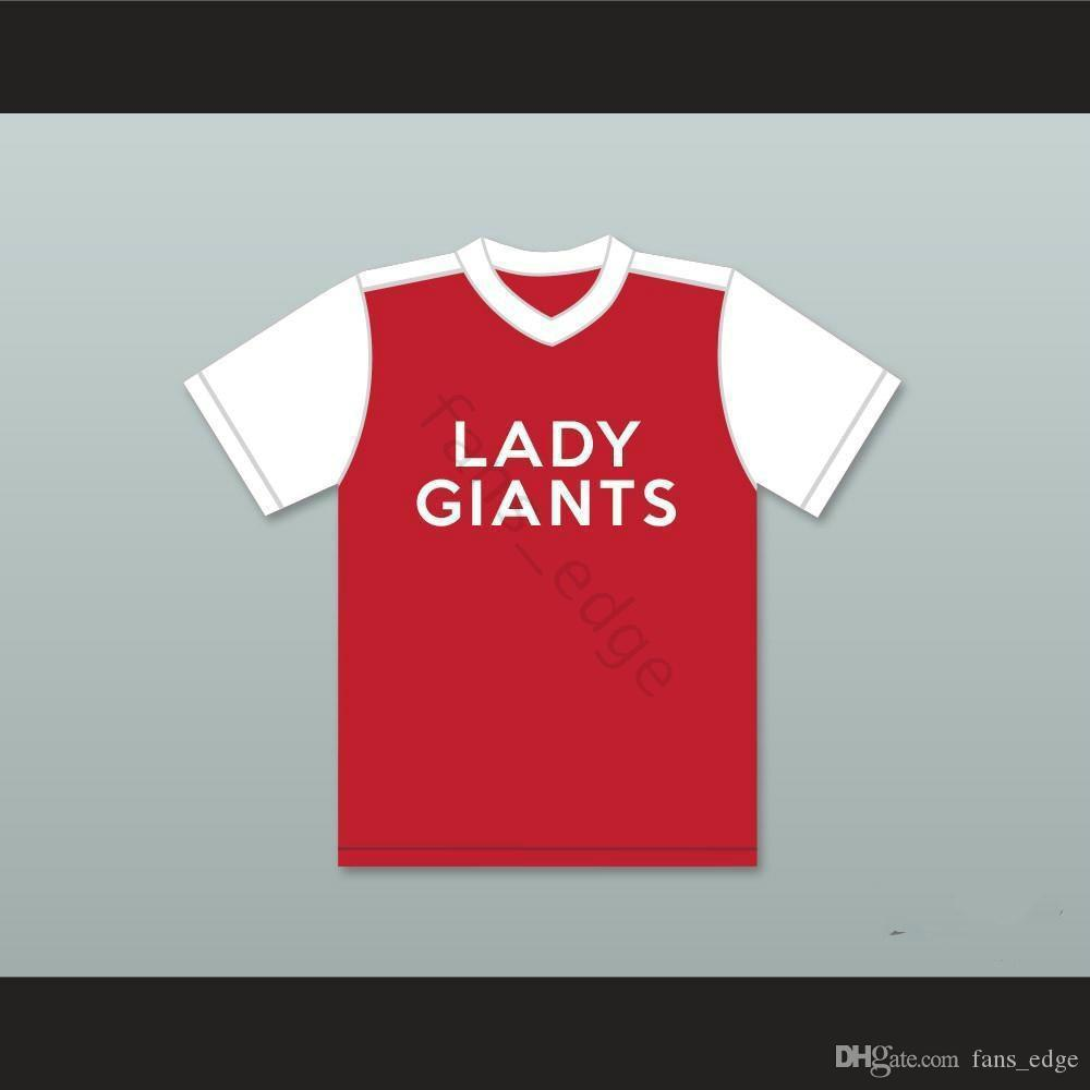 PEGGY HILL 6 LADY GIANTS SOFTBALL КОМАНДА ДЖЕРСИ KING OF THE HILL Мужские сшитые майки рубашки Размер S-XXXL Бесплатная доставка