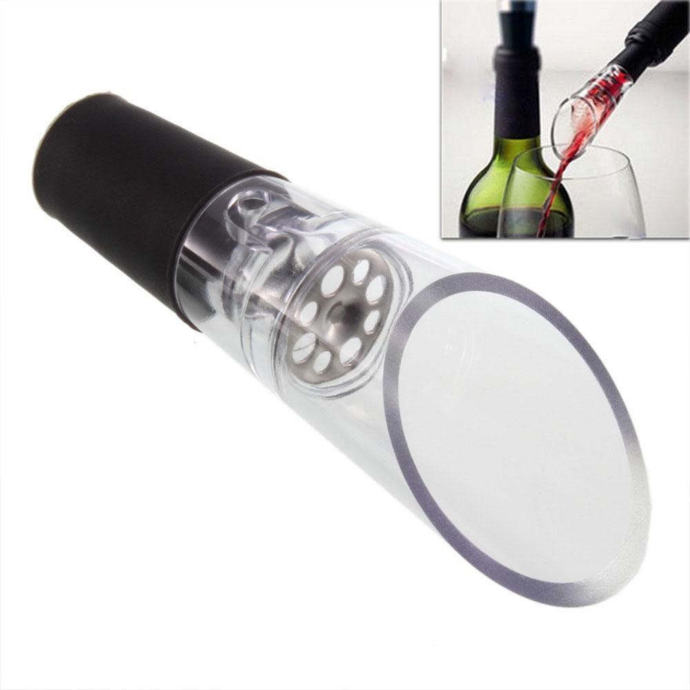 Blanco rojo aireador de vino Pitorro tapón de la botella jarra Pourer de aireación FreeShipping estrenar