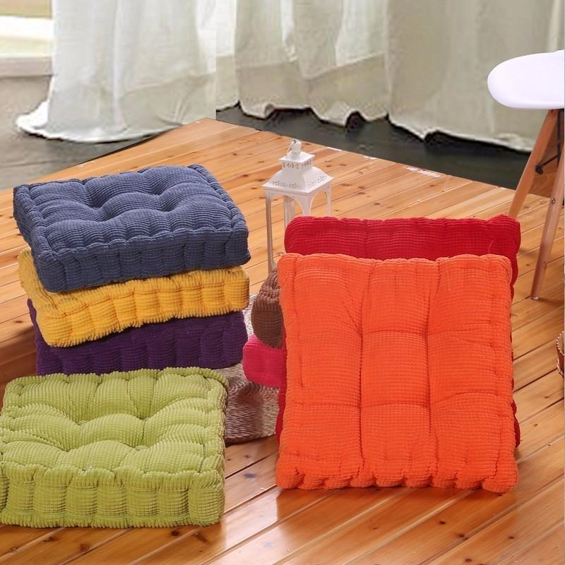 Corncob Tatami Seat Office Chair Sofa Fabric Outdoor Cushions Home Decor Textile Knee Pillow Coussin Almofada Decorativa