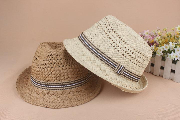 c9f2fcf1 Jazz Straw Hat Crochet British Style Men'S And Women'S Small Hats With Frilly  Lovers Hats UK 2019 From Hello_freiheit, UK $$8.2 | DHgate UK