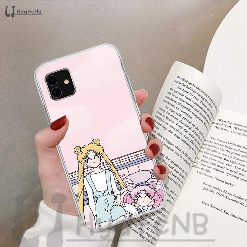 2020 bonito TPU desenhos animados Soft Case telefone para iPhone 11 de cobertura pro XS MAX 8 7 6 6S Plus X 5 5S SE XR