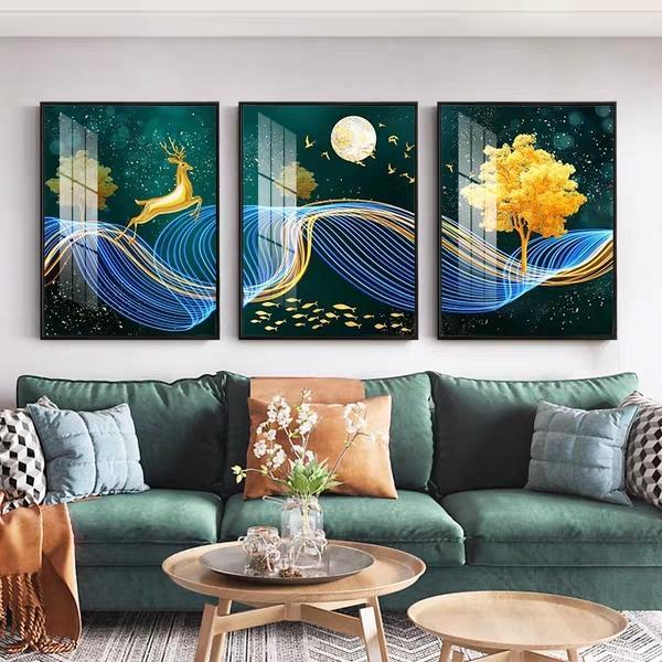 Home G D-XS Decor Canvas Paintin personalizzato Prints Wall Art Immagini per olio del salone di Cuadros decorazione modulare poster T200414