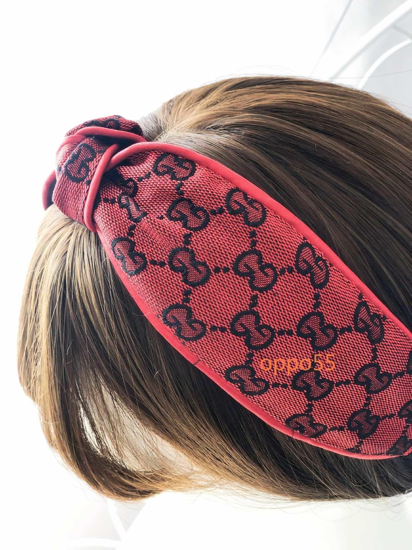 2020 die beliebtesten hochwertigen Damen Brief headwear Mode-Accessoires Marke top-Stil Geschenke LN06