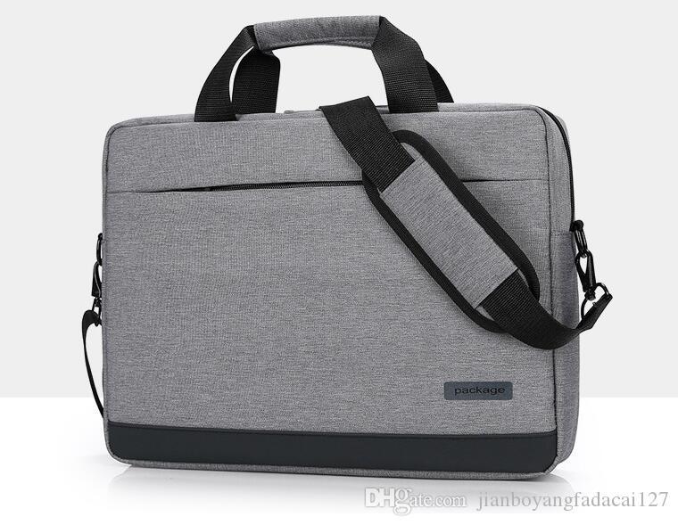 Best Mens Briefcase 2021 2021 Best Seller Hot New Hot Sale Men Shoulder Briefcase Black