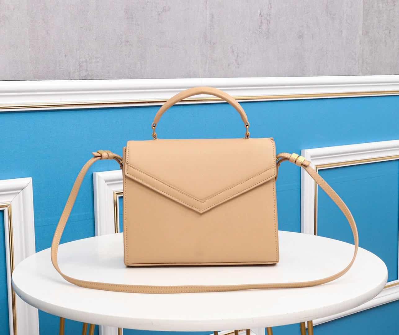 Hot nouveau sac à bandoulière style sac à main sacs à main sac à bandoulière en cuir caviar rotation design boucle en métal