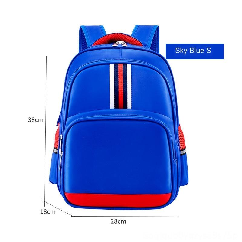 English style Primary School children's backpack printed print men's and women's schoolbag female schoolbag backpack