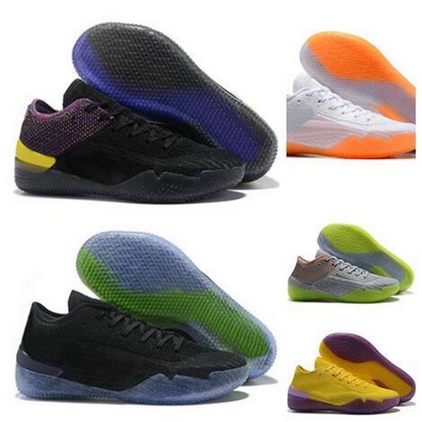 sapatos de ginásio de jogging NXT 360 preto e branco Multicolor Amarelo Infrared DeRozan tênis de basquete LOW Dropping aceitado yakuda desconto baratos